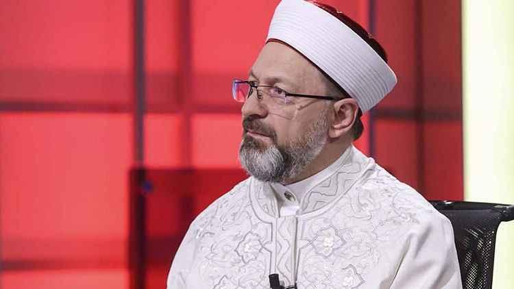 Diyanet İşleri Başkanı Erbaş: Tam kapanma sürecinde camilerimiz açık