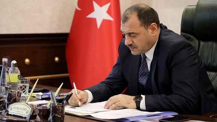 Vali Kaldırım'dan 1 Mayıs Emek ve Dayanışma günü kutlama mesajı