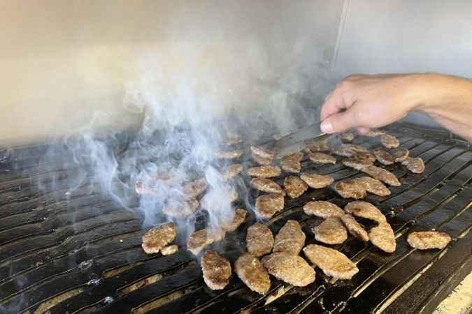 Coğrafi işaretli ıslama köfte iftar sofralarına lezzet katıyor