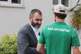 Sakaryaspor'da Kastamonuspor maçı öncesi moraller yerinde