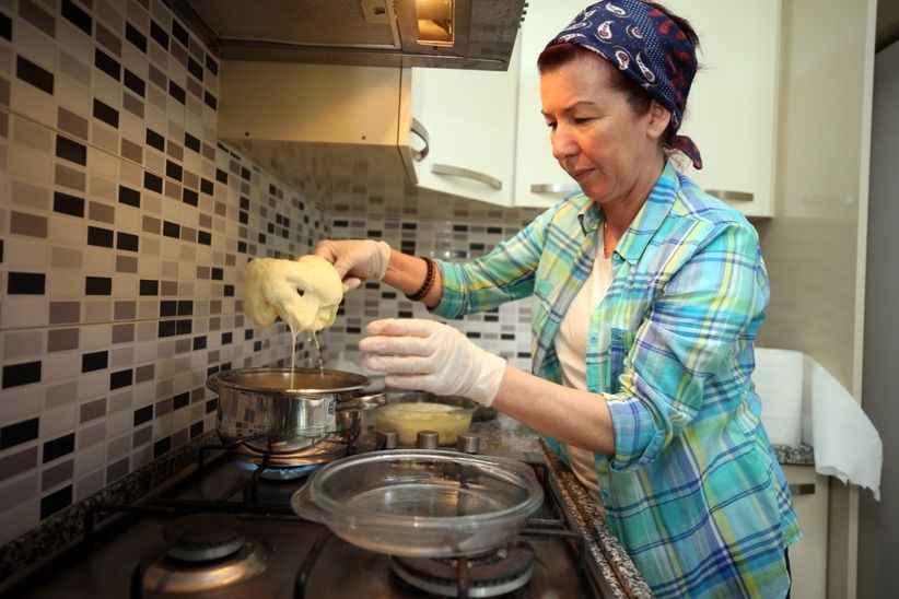 """Tescilli """"Sakarya Abhaz Peyniri"""" girişimci kadınların ekmek kapısı olacak"""