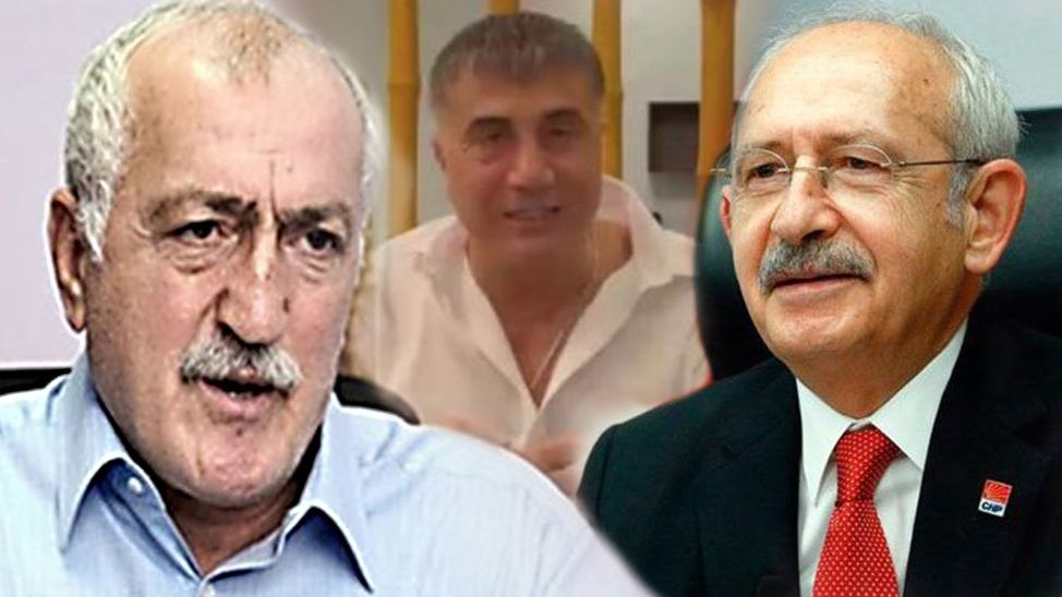 """Kılıçdaroğlu'dan Sedat Peker yorumu: Saadettin Tantan'ı örnek gösterip """"Suç örgütlerini o sıfırlayabildi"""""""