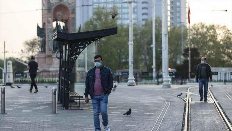Kovid-19 vaka sayısı 80 ilde azalırken Ardahan'da arttı