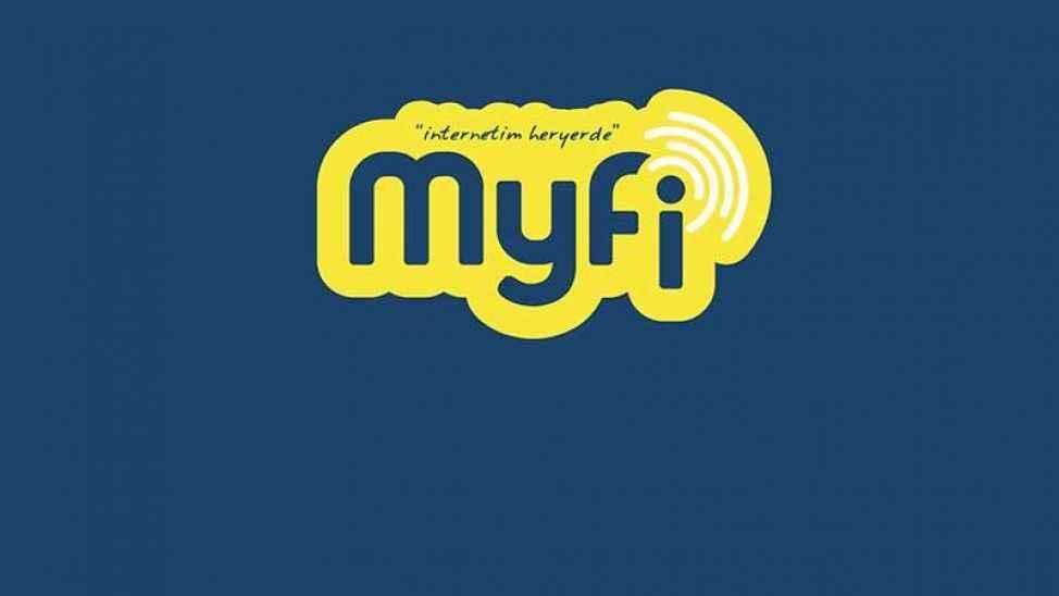Diğer operatörden Myfi'ye gelene 2 ay internet hediye