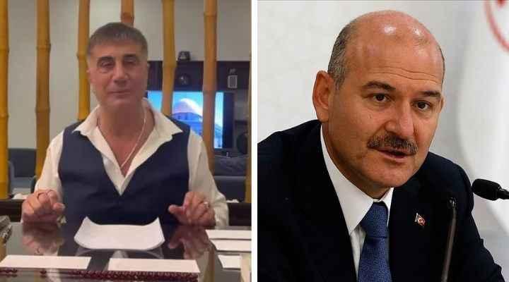 Sedat Peker yeni video yayınladı! Gündem bu kez Süleyman Soylu...