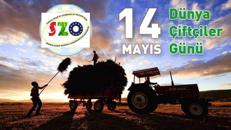 14 Mayıs çiftçiler günü kutlu olsun