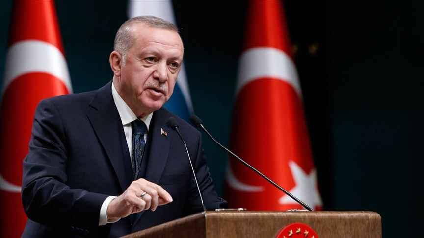 """Erdoğan'dan açıklama: """"1 Haziran'dan sonraki takvimi görüştük"""""""