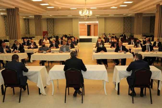 Serdivan ve Adapazarı belediye meclis üyelerinden İsrail'in saldırılarına kınama
