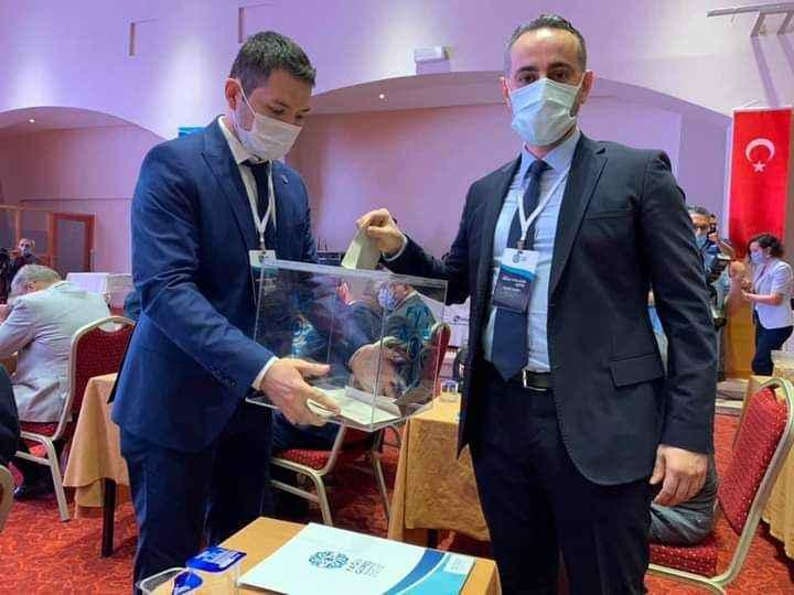 Yağlı Güreşler birliği toplantısı Antalya'da yapıldı
