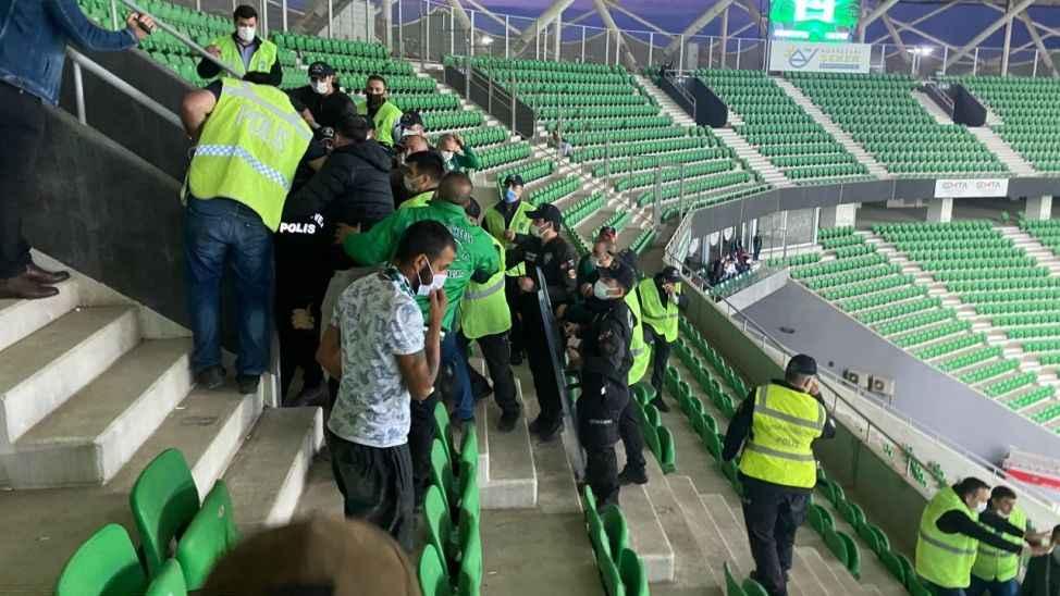 Sakaryaspor taraftarlara 'Stada gelmeyin' çağrısı