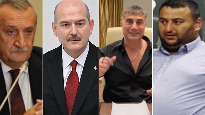 Komşuda Sedat Peker operasyonu: 5 kişi gözaltına alındı!