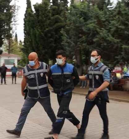 """Yalova'da """"dur"""" ihtarına uymayarak bir polisin şehit olmasına neden olan zanlı tutuklandı"""