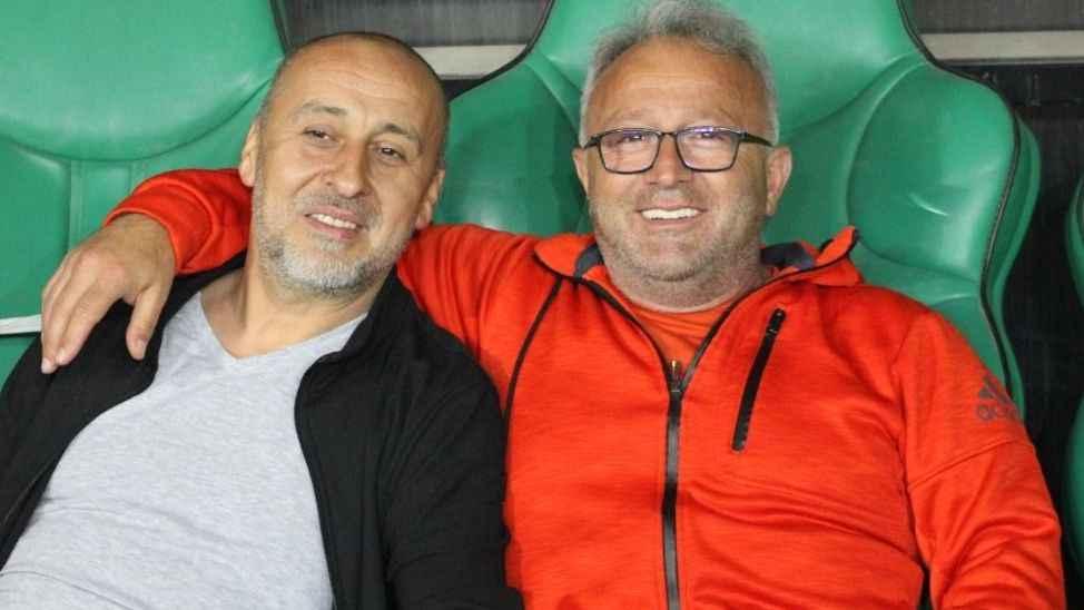 Sakaryaspor'un iki güreş ağası yöneticisi istifalarını açıkladı