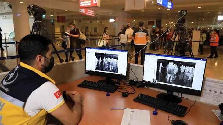 Yurtdışından gelen yolcular için PCR negatif sonucu ibraz etme zorunluluğu getirildi