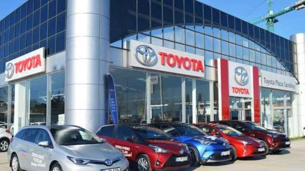 """Toyota'dan """"Yaz Servis Günleri"""" kampanyası"""