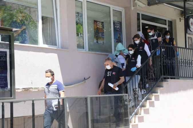Aralarında Sakarya'nın da  olduğu 5 ilde fuhuş operasyonu: 31 gözaltı