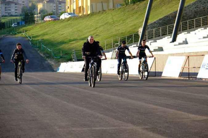 BMX Dünya Şampiyonası, Ayçiçeği Bisiklet Vadisi'nde