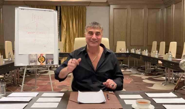 Sedat Peker bir sonraki videosuna bir ismi daha ekledi