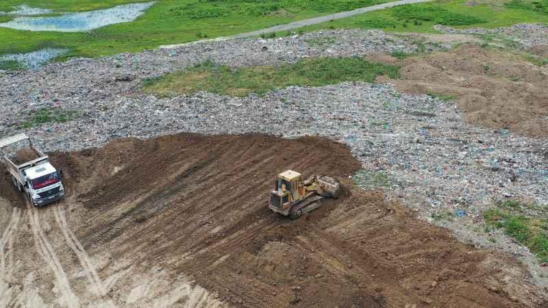 Sakarya'da vahşi çöp depolama alanları tarım arazisine dönüştürülecek