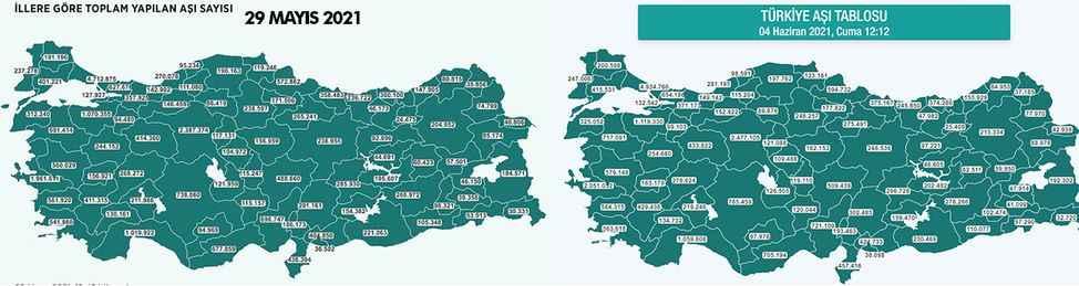 Acı tablo! Günlük 17 bin aşılama kapasitesi olan Sakarya'da bir haftada 13 bin kişi aşı oldu!