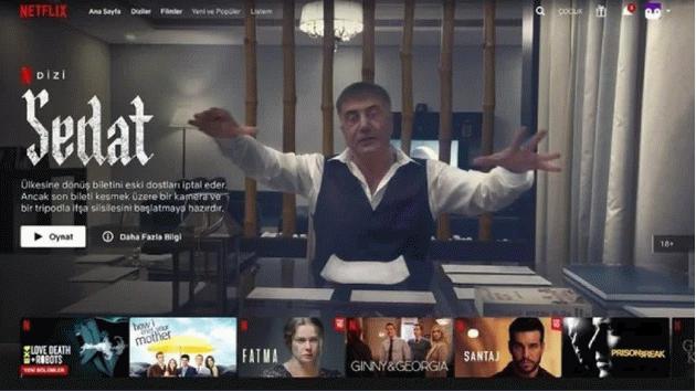 Flaş İddia: Netflix Sedat Peker Belgeseli mi Çekecek?