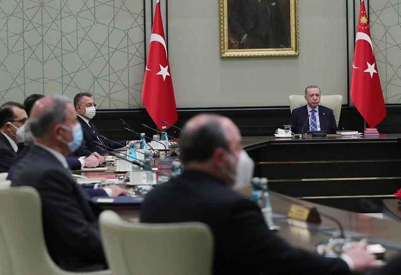 Kabine toplantısının tarihi erkene çekildi