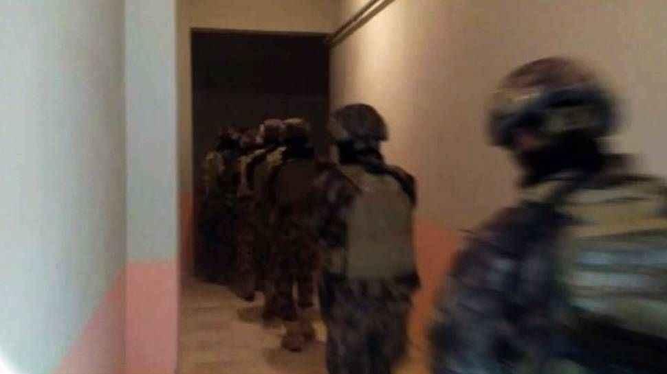 Hücre evi basılmıştı! 1 DEAŞ'lı tutuklandı