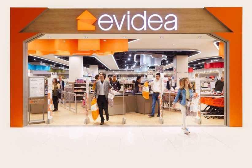 Evidea, İlk mağazasını Cadde 54 AVM'de açıyor