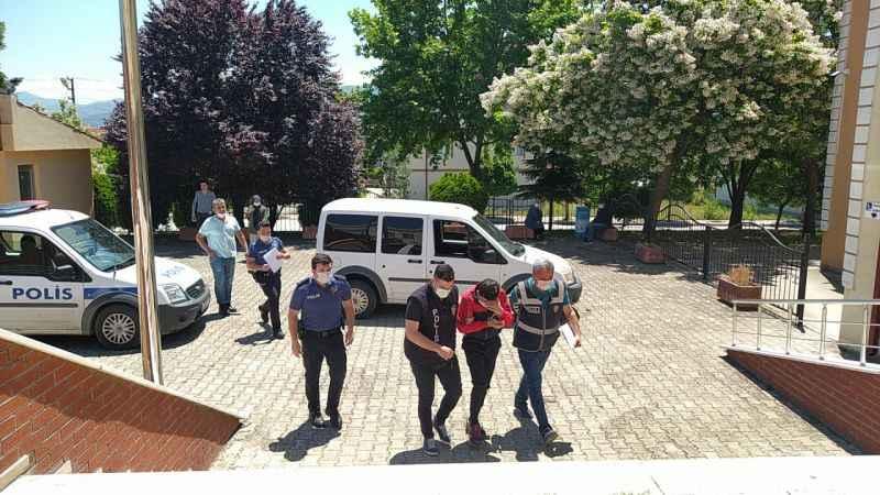 Oyun salonlarını soyuyordu tutuklandı