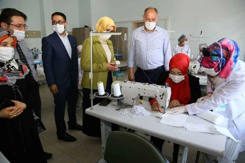 AK Parti Sakarya Milletvekili Atabek'ten ziyaretler