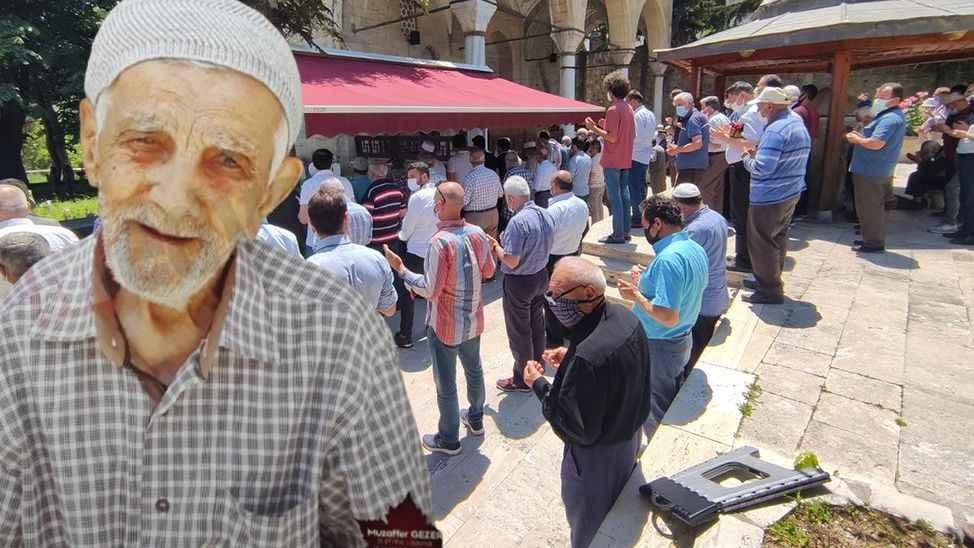 107 yıl önce Mekke'de doğmuştu Taraklı'da toprağa verildi