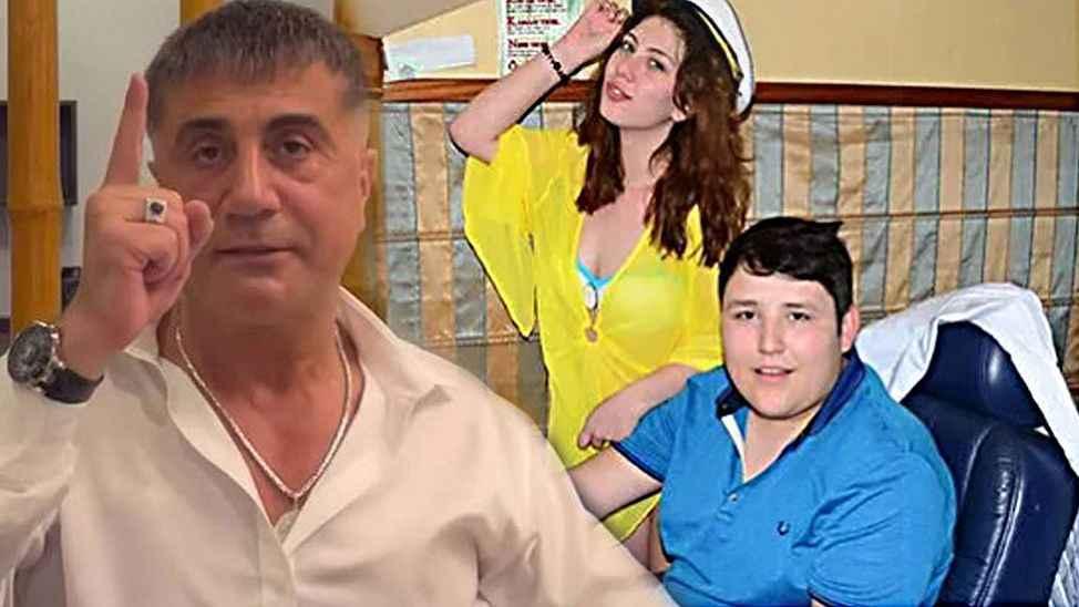 Sedat Peker Tosuncuk Mehmet'in yerini açıkladı
