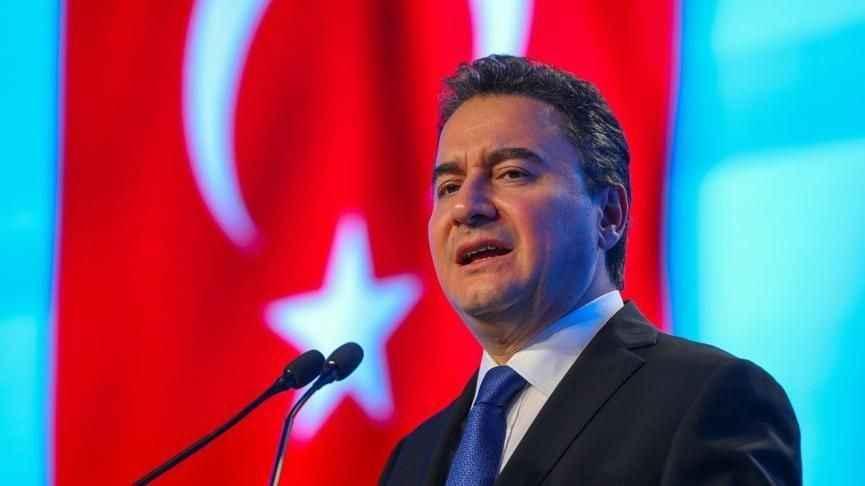 Ali Babacan Sakarya'ya geliyor