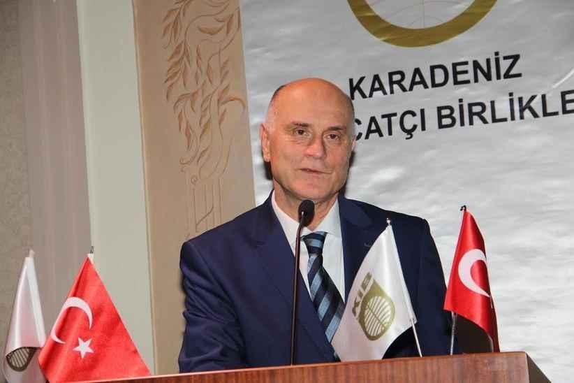 KFMİB Başkanı Edip Sevinç: 'Fındık 30 lira olacak diyerek zarar verenler, üreticilerin kayıplarını verdiler mi?'
