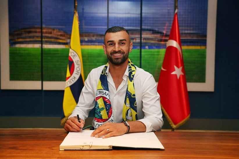 Sakaryalı forvet Fenerbahçe'de