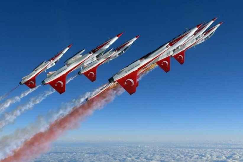 21 Haziran'da Adapazarı semalarında Türk jetleri uçacak!