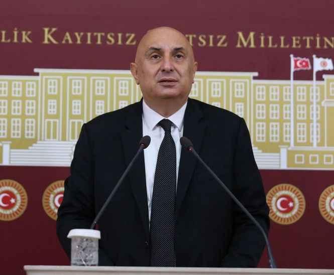 CHP'li Özkoç'tan Süleyman Soylu çıkışı!