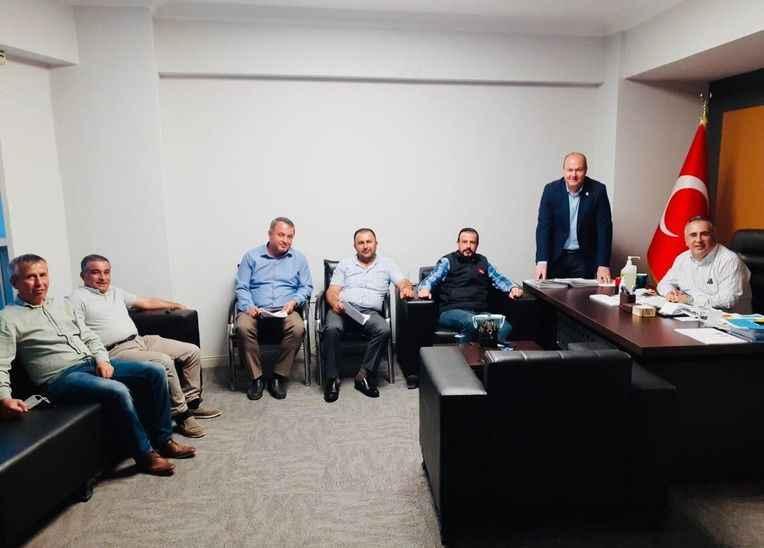 İYİ Parti Adapazarı İlçe Başkanlığı son sürat teşkilatlanıyor