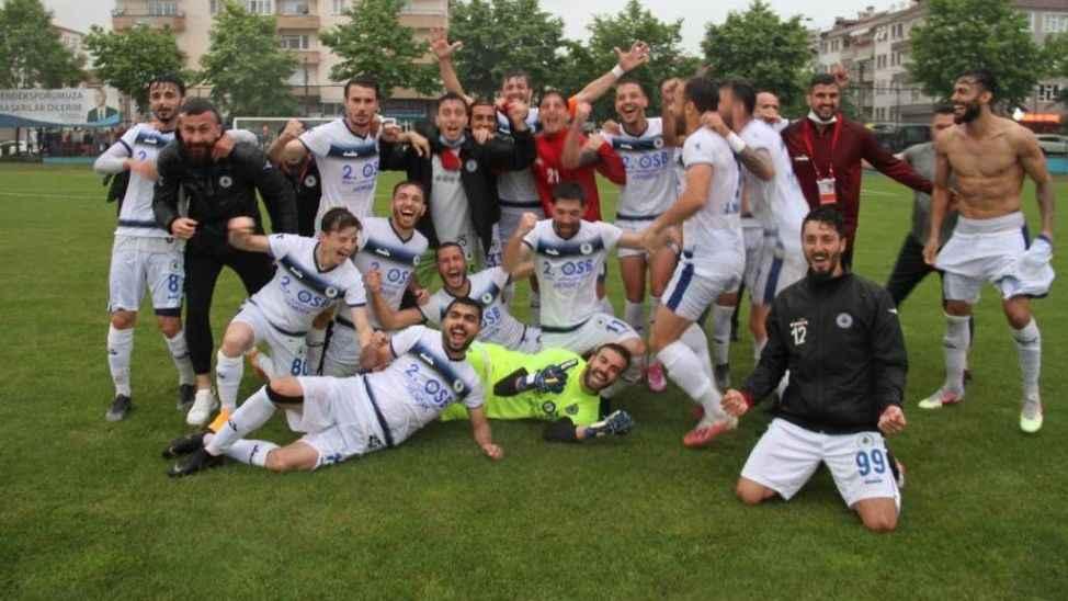 Hendekspor-Erenlerspor Maçının Özeti: 1-0