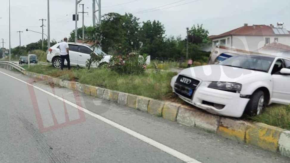 Ferizli'de kaza deyince orası akla geliyor... Yine aynı yer!