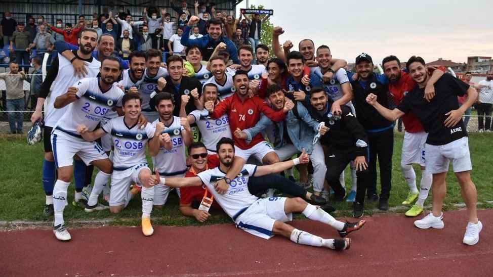 Hendekspor-Karasuspor Maçının Özeti: 3-2