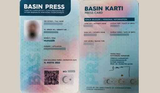 Değişen basın kartı yönetmeliğine bir dava daha açıldı
