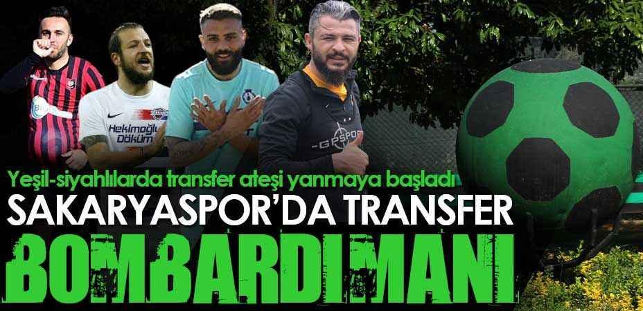 Sakaryaspor'da transferde ön imzalar tamam