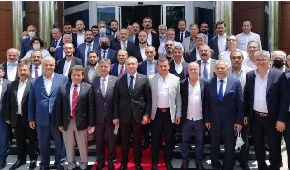 İMKON Ankara'da genel kurul yaptı!