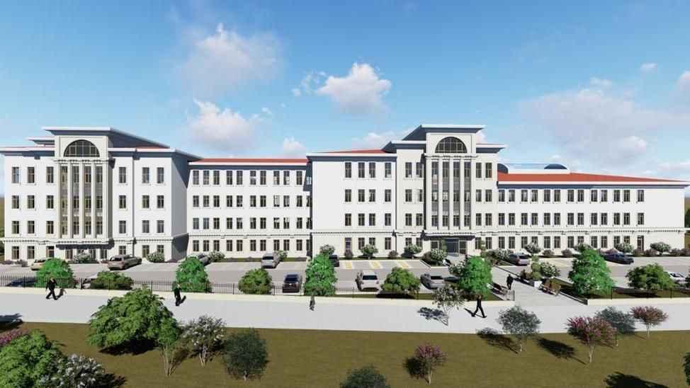 Yeni adliye binası bu tarihte ihale edilecek...Yavuz çok yakında demişti...