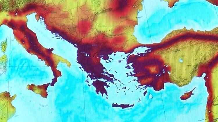 Naci Görür bölgeyi açıklayıp uyardı: Deprem bekliyoruz!