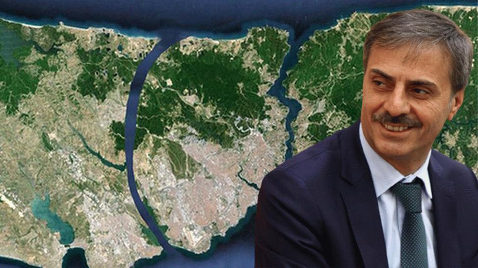 Alemdar'dan 'Kanal İstanbul' projesine destek!