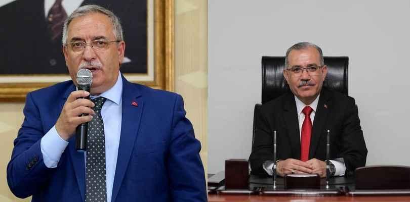 Vali Nayir ve Başkan Yardımcısı Kızılcık dünür oluyor