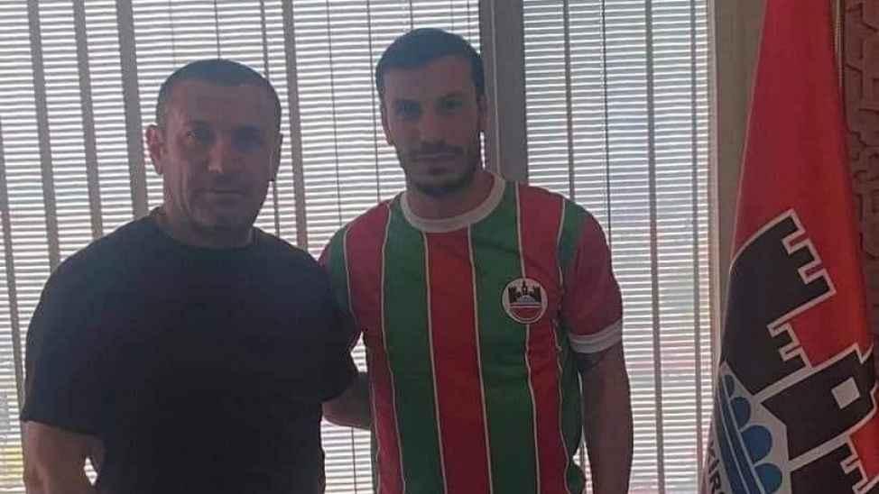 Abdülaziz Solmaz'ın yeni takımı Diyarbekirspor oldu