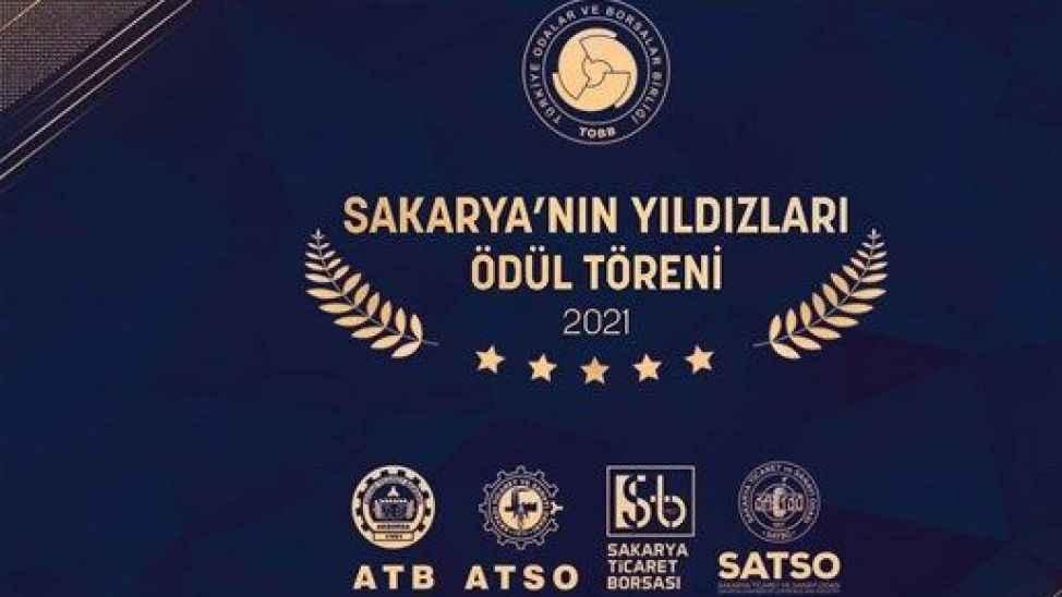 Sakarya'nın Yıldızları Ödül töreni 30 Haziran'da